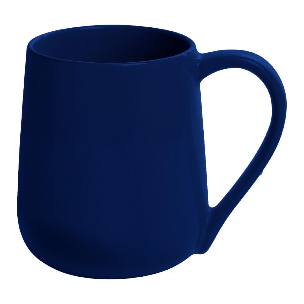 Чашка керамическая MUZA COLOR, 320мл., 4 цвета