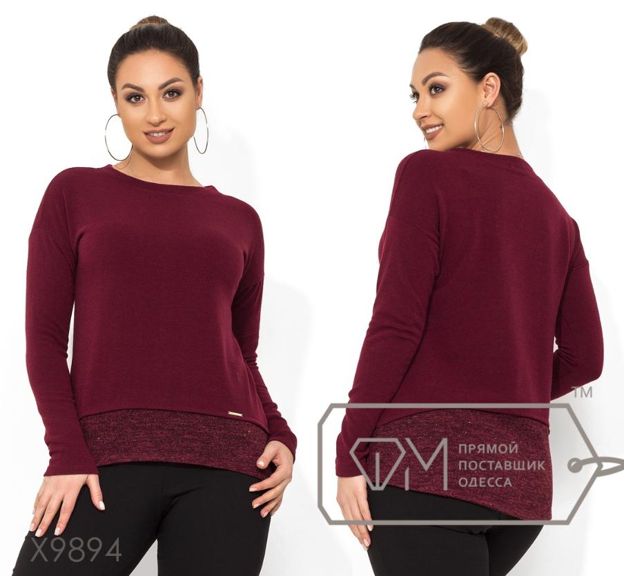 8133abfae9f Кофта женская Фабрика моды в интернет-магазине Украина недорого батал (р.  48-56 )