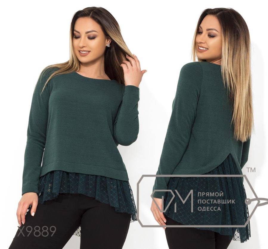fd2139841ab Кофта женская Фабрика моды в интернет-магазине Украина недорого батал (р.  48-
