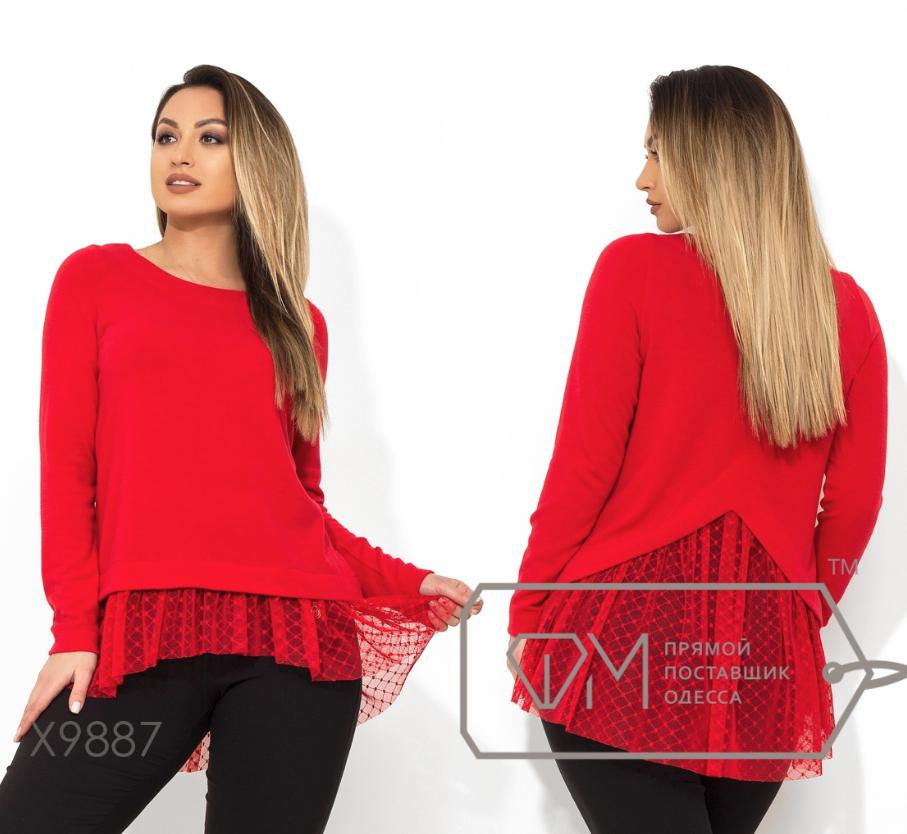 37deeff7cb5 Кофта женская Фабрика моды в интернет-магазине Украина недорого батал (р.  48-56 )