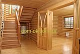Деревянная вагонка из сибирской лиственницы размер 14х96 /121 мм, длина 3,0, 4,0 м сорт Эк, фото 4