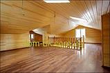 Деревянная вагонка из сибирской лиственницы размер 14х96 /121 мм, длина 3,0, 4,0 м сорт Эк, фото 6