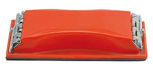 Брусок для шлифования металлические зажимы L - 160x85 мм - VOREL