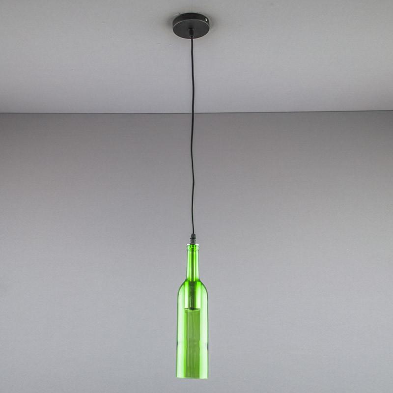 Люстра LS-13117/1 GN  зеленый