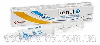 Candioli Renal N паста для котов и собак лечение ХПН 15 мл