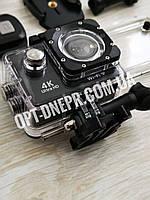 Видеокамера экшн камера GO PRO видеорегистратор 4К Wi-Fi Action Camera