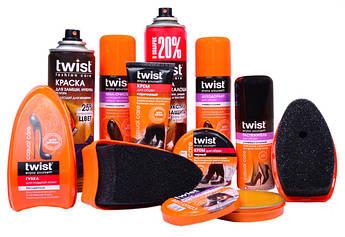 Средства для обуви Twist