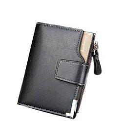Портмоне кошелек мужской D1282 Black