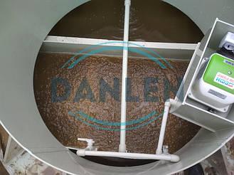 Шеф-монтаж станции биологической очистки DANLEN DL-10 14