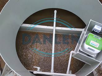 Шеф-монтаж станции биологической очистки DANLEN DL-10 12