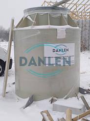 Шеф-монтаж станции биологической очистки DANLEN DL-10 5