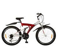 Велосипед Profi Cyclops M2015А, стальная рама Профи Циклоп, 20 дюцймов