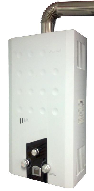 Газовая колонка Grandini GWH JSQ24-С полутурбированная