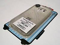 Прозрачный силиконовый чехол Usams для Samsung Galaxy S6 Edge