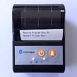 Портативний мобільний принтер TMP58A, фото 2