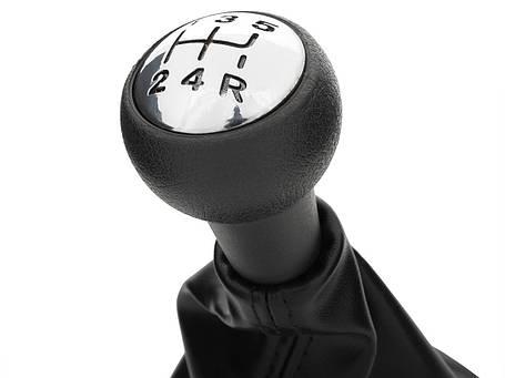 Ручка переключения передач кпп Peugeot 207 307 406 407 308 607 807 пежо, фото 2