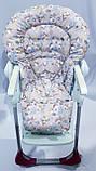 Односторонний чехол на стульчик для кормления Chicco Polly Magic, фото 7