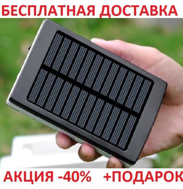 Power Bank Solar 35500mAh LED солнечный заряд Аккумулятор