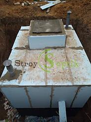 Бетонный погреб 7