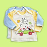 Джемпер для малышей 100%хлопок НА ДЕВОЧКУ!!!, фото 1