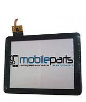 Оригинальный Сенсор (Тачскрин) для планшета Impression ImPAD 7213 (Черный)