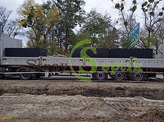 Хозяйственно-бытовая и ливневая канализация для 5-ти таунхаусов с.Вита-Почтовая 1