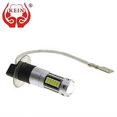Светодиодная лампа H3 LED 30SMD 4014  противотуманка H3 LED DRL 12V 4Вт