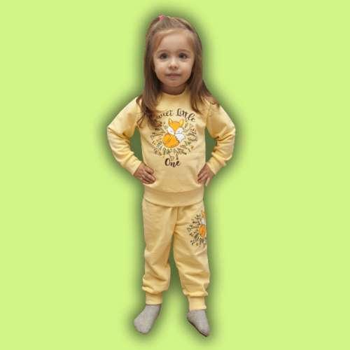 Пижама для Девочки «Лисичка»