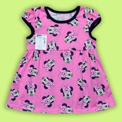 Платье для девочки «Микки»
