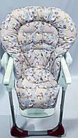Односторонний чехол на стульчик для кормления Chicco Polly Magic, фото 1