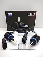 LED светодиодные авто лампы M1 CSP Южная Корея, H11, H8, H9, H16JP, 8000 Люмен, 40Вт, 9-32В, фото 1