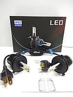 LED светодиодные авто лампы M1 CSP Южная Корея, H4, 8000 Люмен, 40Вт, 9-32В