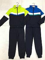 Трикотажный костюм - двойка для мальчиков F&D оптом, 4-12 лет.