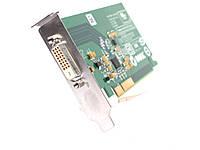 Відеоадаптер DVI-D Низькопрофільна (k.040016)
