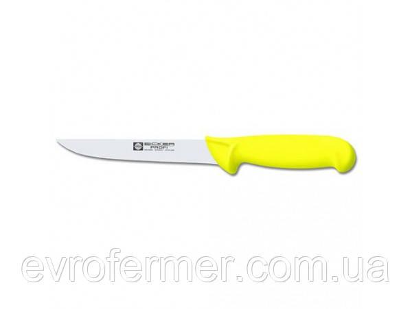 Нож обвалочный Eicker жесткое лезвие 180 мм