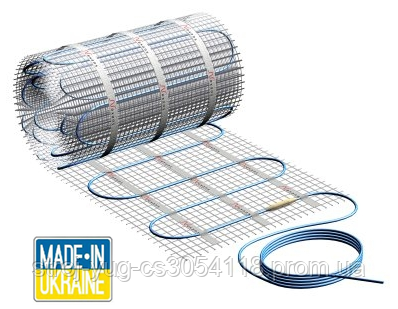Двужильный мат для теплого пола PROFI THERM Eko mat 14 кв.м.