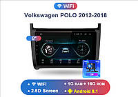 Junsun 4G Android магнитола для для Volkswagen VW polo 2012-2018
