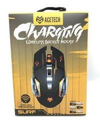 Мышь беспроводная ACETECH SURF с аккумулятором