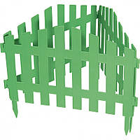 """Забор декоративный """"Марокко"""", 28 х 300 см, зеленый. PALISAD."""