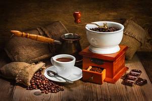 Посуд для приготування чаю та кави