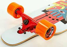 "Лонгборд Fish Skateboards 38"" - Totem  96 см (ln128), фото 3"
