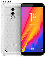 """Homtom S99 5,5"""" HD 4G Android8,0 18:9 4GB RAM 64GB ROM MTK6750 OctaCore 21.0 MP 6200 маг OTG Face ID, фото 1"""