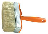 Кисть-макловица, 40 х 140 мм, натуральная щетина, пластмассовый корпус, пластмассовая ручка. SPARTA