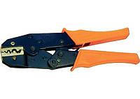Клещи, 0,5-6 мм, для обжима электрокабеля. SPARTA