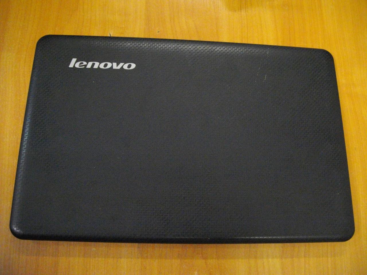 Корпус Кришка матриці Lenovo G555 бу