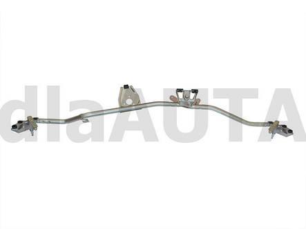 Механизм дворника трапеция 1274058 Opel Meriva A мерива, фото 2