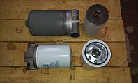 Корпус фильтра гидравлического ФВН 10-63 с фильтром