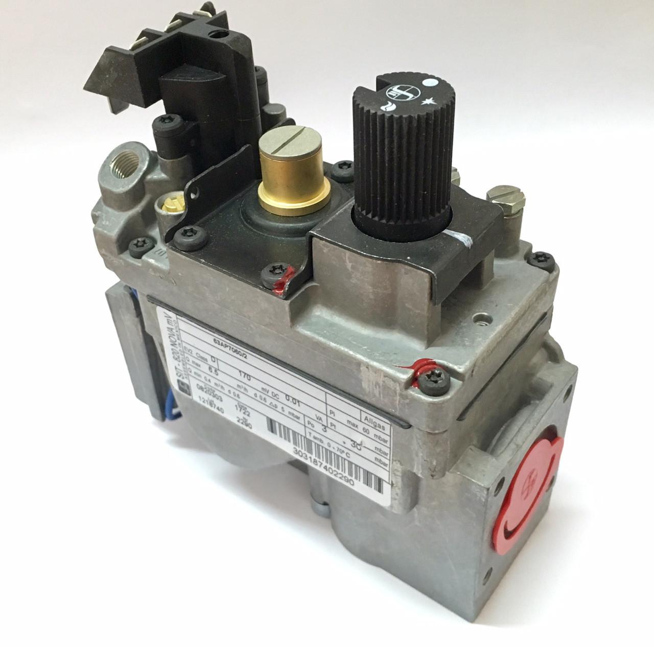 Автоматика Для Газового Котла EuroSit 820 Nova MV