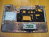 Корпус вех, Верхняя часть корпуса с тачпадом Топкейс Lenovo G555, фото 2