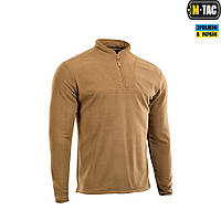 M-TAC КОФТА DELTA FLEECE COYOTE BROWN
